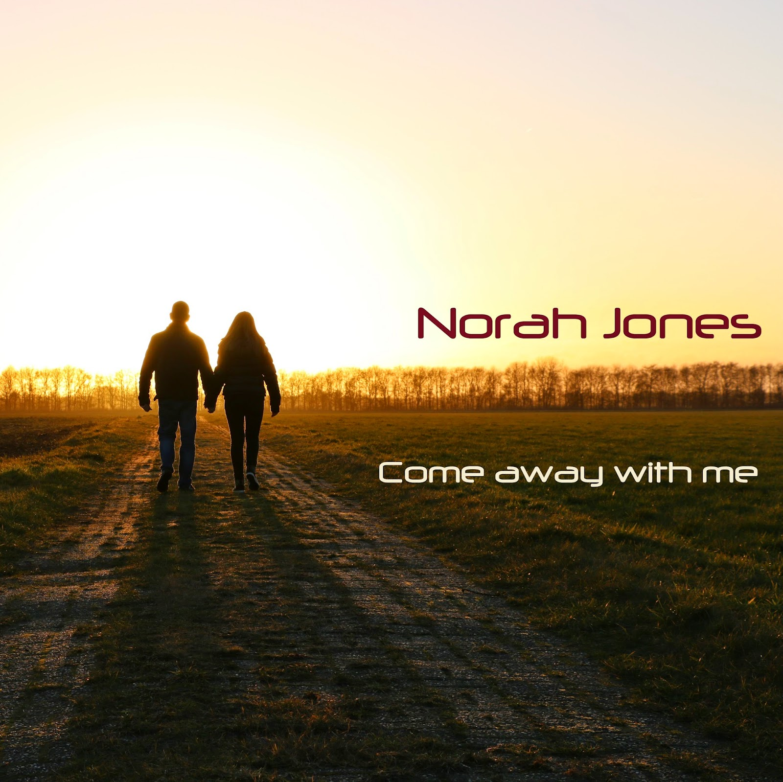 CD Hoesje Norah Jones - Come away with me - Links.jpg